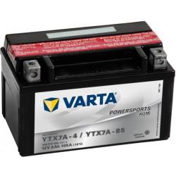 YTX7A-4 / YTX7A-BS  VARTA...
