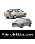 Voiture, 4x4, Monospace