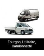 Fourgon, Utilitaire, Camionnette