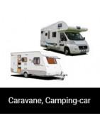 Caravane, Camping-car
