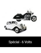 Spécial - 6 volts